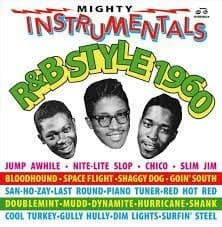 Various<br>Mighty Instrumentals R&B-Style 1960<br>2CD, Comp